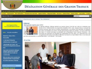 Official website of the Office of Grand Travaux