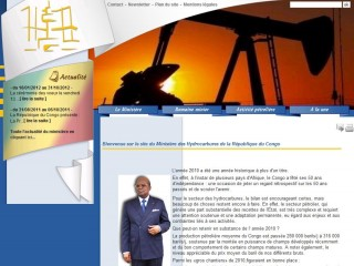 Ministry of Oil of the Republic of Congo